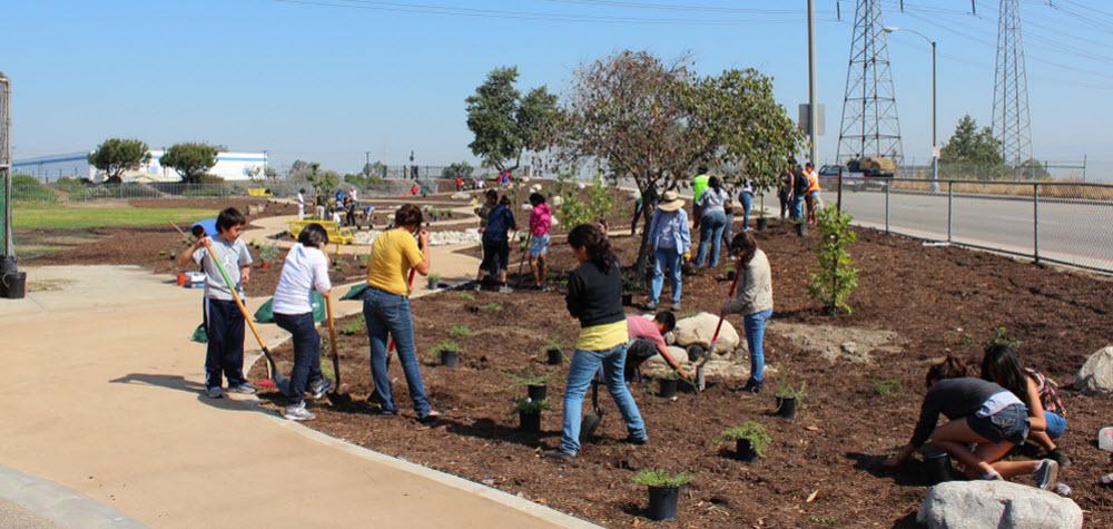 volunteers-at-circle-park