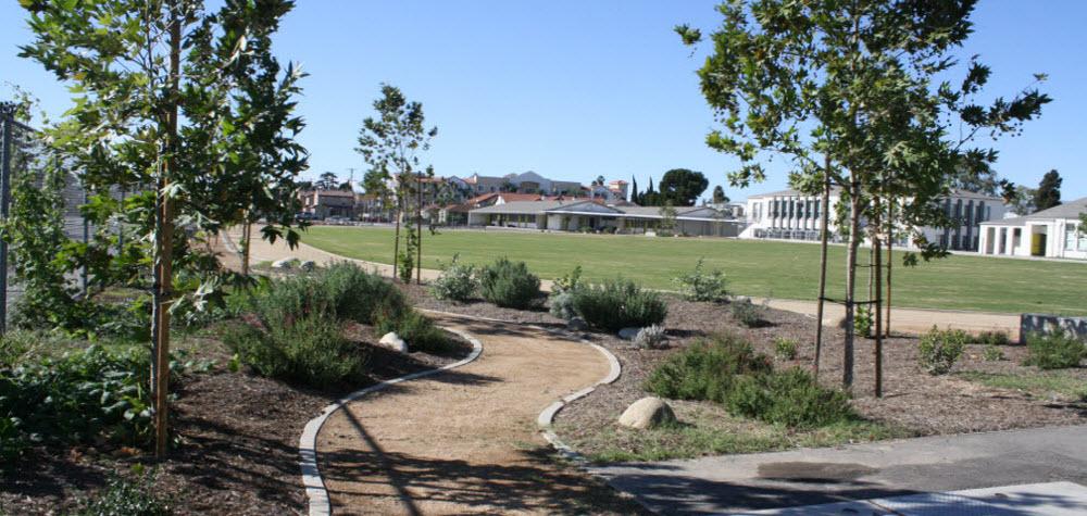 Columbia School Greenway Project