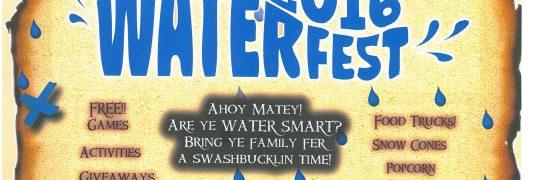 WaterFest 2016 Info