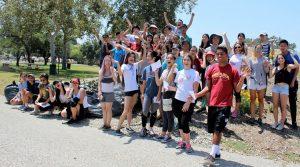 Amigos de los Rios volunteers at Peck Water Conservation Park