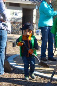 Peck Water Park Little Volunteer
